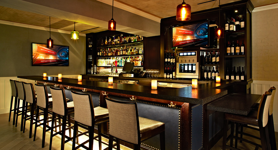 The Bar at the Bel Air Bar + Grill